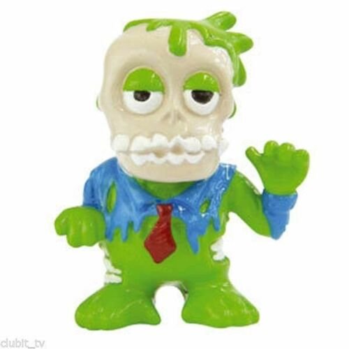 "The Pocket Bogies 1/"" Collectible Green Bogie Figure Rare Snot Toy Figurine"