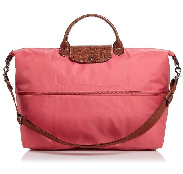 6ea92399490f Longchamp Le Pliage Expandable Travel Crossbody Bag 1911089 Flower ...