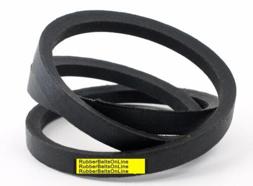 "Quality 1//2/""inch Wide 58/""Long Length Rubber V Belt A56 Width .500/""VBelt 4L580"