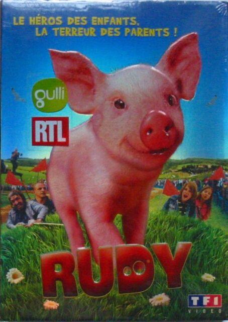 DVD RUDY - Sebastian KOCH / Sophie VON KESSELL -  NEUF