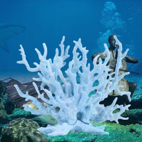 10PCS Artificial Aquarium Plants Fish Tank Decorations Plastic Aquarium Plants