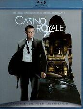 CASINO ROYALE - JAMES BOND - 007, Blu-ray Thriller Englisch english Daniel Craig
