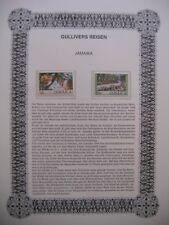 Irrtümer auf Briefmarken / Jamaica 1994 Jamaika Mi 835 + 837 : tourism Tourismus