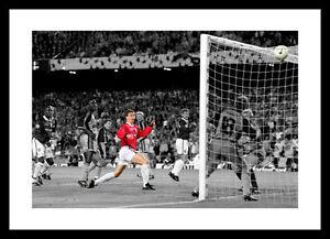 Solksjaer-Goal-Manchester-United-1999-Champions-League-Spot-Colour-Photo-SP293