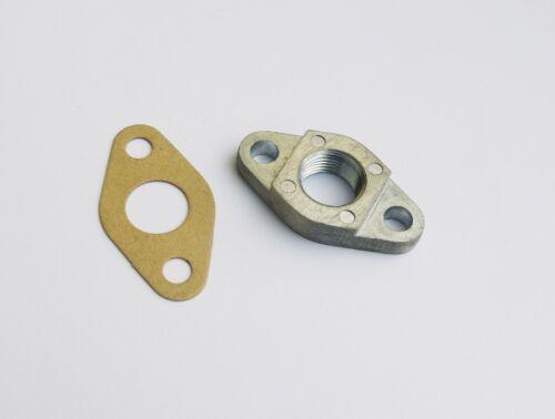 Brass Heater Tap Base for MG Midget Sprite Austin Healey ACA5456