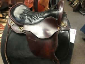"""Tucker Endurance Saddle, 16.5"""" seat, Wide Tree, Great Used Condition!"""
