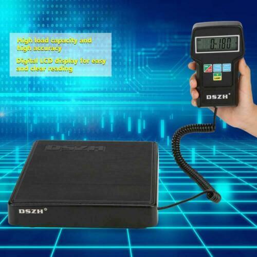 100KG Digital Electronic HVAC Refrigerant Scale Charging Scale