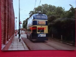 PHOTO-ASTON-BUT-9612T-TROLLEYBUS-NO-89-VIEW-2-AT-CARLTON-COALVILLE