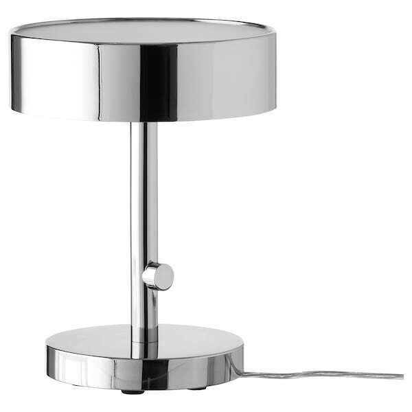 IKEA Chrome Table Lamps for sale | eBay
