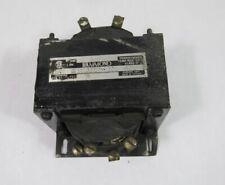 Hammond 115420 Transformer 100va Pri120v Sec122448v 1ph 60hz Used