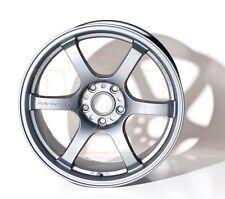 Rays Gram Lights 57DR 18x10.5 +12 5x114.3 in GunBlue 2 Wheels | WGIAC12EGB
