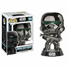 Funko POP ! Vinyl - Imperial Death Trooper Chrome 154 - Rogue One Star Wars -
