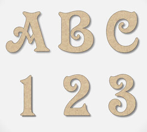 MDF-Letters-Numbers-Wooden-Decoration-Words-3mm-Thick-MDF-Alphabet-Victorian