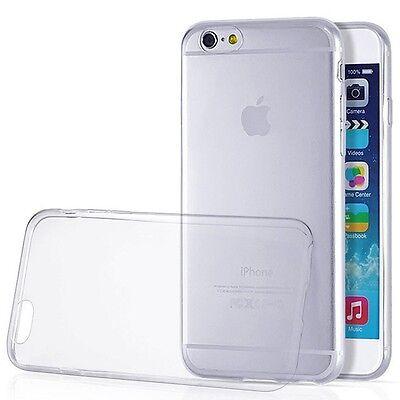 "Ultra Thin Transparent Slim Clear TPU Soft Cover Case Skin for iPhone 6 4.7"""
