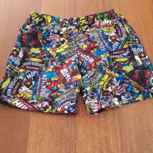 Marvel Comic Book Cover Shorts