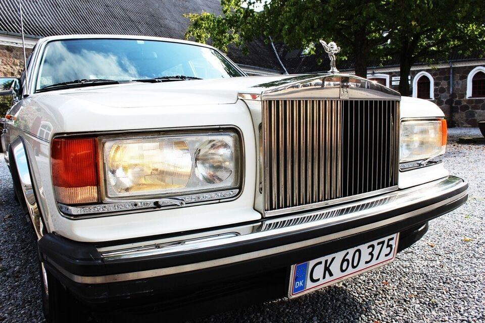 Rolls Royce Silver Spur, 6,8 V8, Benzin