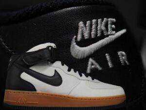 date de sortie: 27fcc 08468 Détails sur Homme Nike Air Force 1 Af1 mi 07 Txt Baskets Homme Bottes  Chaussures UK 9 Eur 44