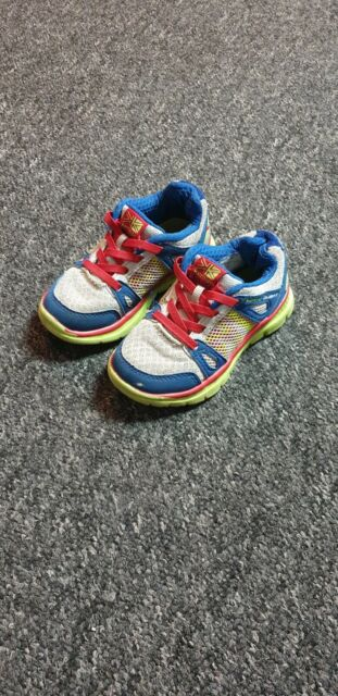 Boys Infant Size 6 Trainers From