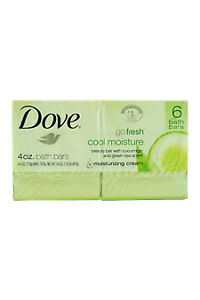 Dove Go Fresh Cool Moisture Beauty Bars, 4 oz bars, 2 ea (Pack of 2) Biore Warming Anti-Blackhead Cleanser 4.50 oz (Pack of 3)
