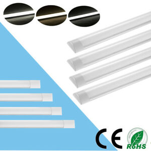 18W 2ft Industrial LED Batten Tube Light Surface Mount or Hanging IP