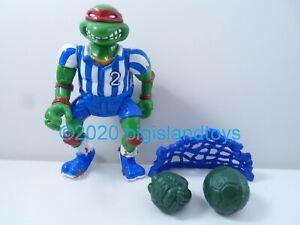Shell Kickin/' Raph Teenage Mutant Ninja Turtles TMNT 1991 Figure Only