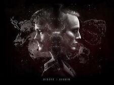 "008 Hannibal Season - American TV Series 1 2 3 Shows 19""x14"" Poster"
