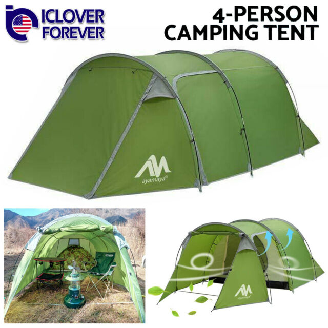 TRIWONDER 1-2 Person 3 Season Camping Tent Lightweight Waterproof Backpacking Dome Tent Double Layer for Camping Hiking Travel