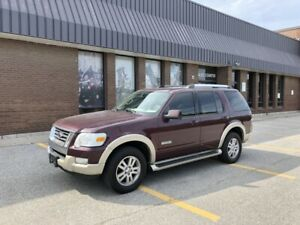 2006 Ford Explorer EDDIE BAUER EDITION 4X4 CLEAN CLEAN!!!