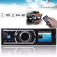Car Radio Stereo Head Unit Player MP3/USB/SD/AUX-IN/FM In-dash for Ford Toyota