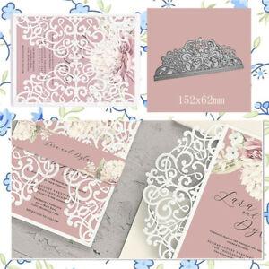 Stanzschablone-Liane-Rebe-Weihnachten-Hochzeit-Geburtstag-Oster-Karte-Album-DIY