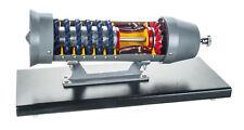 Eisco Labs Turbojet Engine Gas Turbine Model