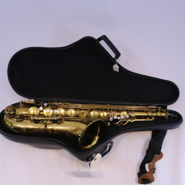 Selmer Paris Mark VI Tenor Saxophone SN 212117 ORIGINAL LACQUER GORGEOUS