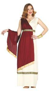 Romano M Antico Vestito Greco Costume Donna Toga Rx7nSn1