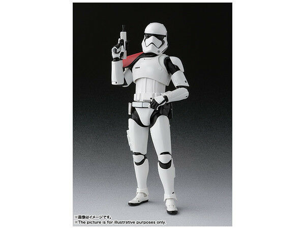 S.H. Figuarts Star Wars First Order Stormtrooper Special Set Bandai