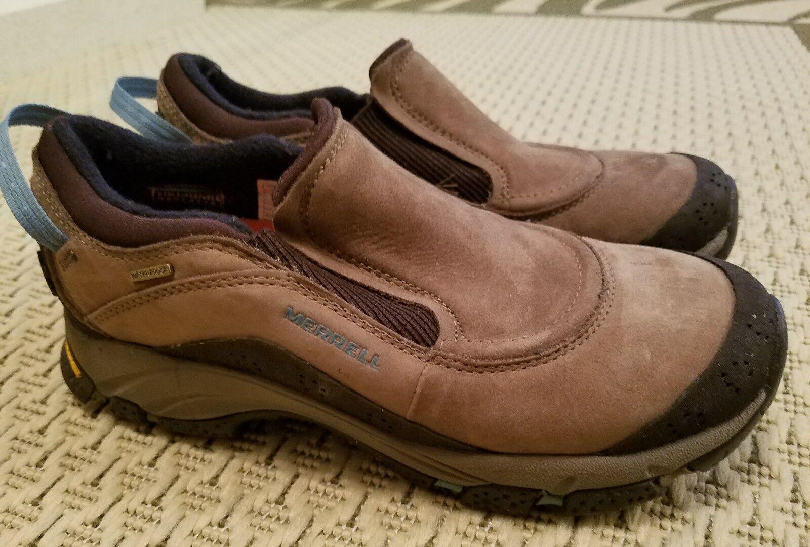 Damenschuhe MERREL THERMO ARCH CRYSTAL WATERPROOF Schuhe SZ 6 M 110 RETAIL