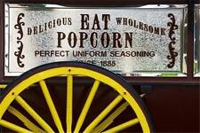 Popcorn Kiosk Vendor Cart BUSINESS PLAN + MARKETING PLAN =2 PLANS!