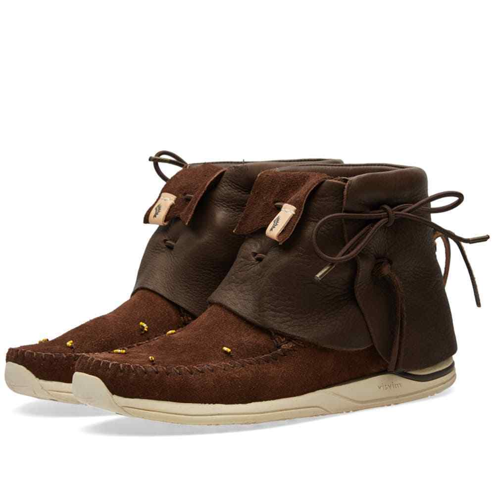NIB Visvim FBT Lhamo Coyote-Folk baskets   1300