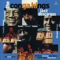 The Conga Kings - Jazz Descargas [new Cd] on Sale