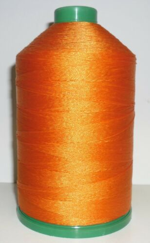 FREE P/&P 2000MTR UPHOLSTERY ASSORTED COLOURS STRONG BONDED NYLON THREAD 20/'S