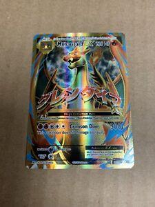 Pokemon Mega M Charizard EX 101/108 FULL ART Ultra Rare XY Evolutions