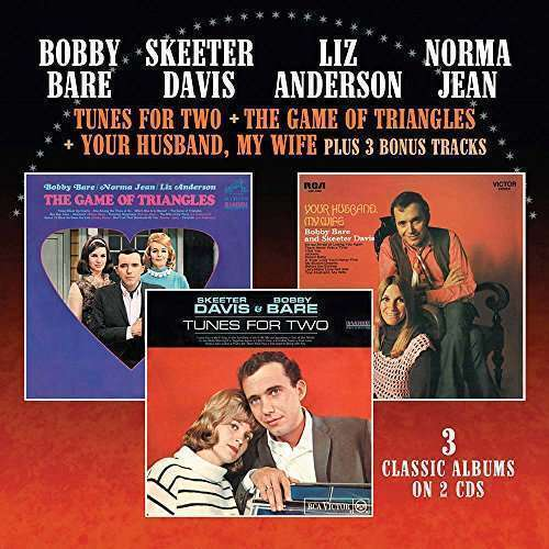 Bare, Bobby / Skeeter Davi - Tunes Pour Deux / Jeu De Triang Neuf CD
