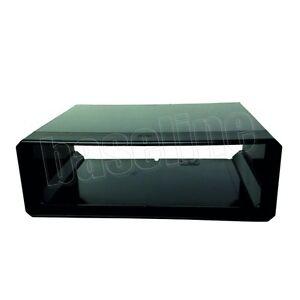 autoradio halterung unterbau halter iso radio schacht f r oldtimer pkw lkw ebay. Black Bedroom Furniture Sets. Home Design Ideas