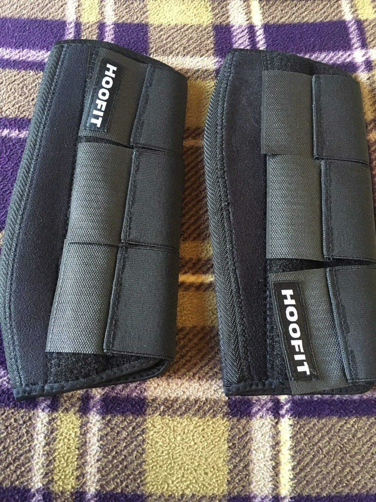 HOOFIT MAGNETIC BOOTS FULL SIZE -PAIR-FAST RECORDED POSTAGE
