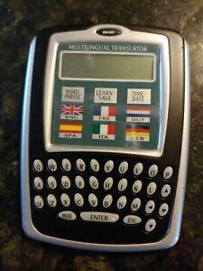 Multilingual-Translator-Electronic