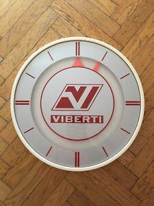 Watch-Orologio-Parete-Promoz-CAMION-VIBERTI-TORINO-rimorchi-FIAT-IVECO-truck-1