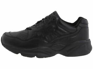 Mens-Propet-Stability-Comfy-Walking-Shoes-Black-Leather-All-SZs-New-Healthy