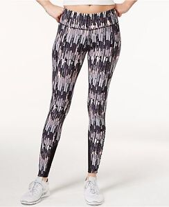 New-Calvin-Klein-Performance-Women-039-s-Printed-Leggings-Active-Pants-PF6P0740-XL
