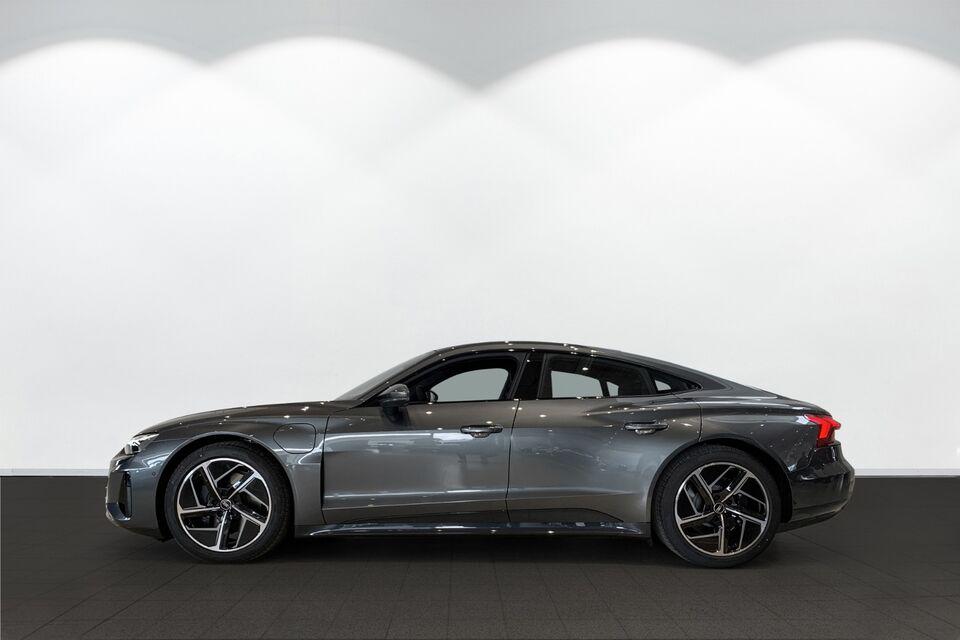 Audi e-tron GT quattro El 4x4 4x4 aut. Automatgear modelår