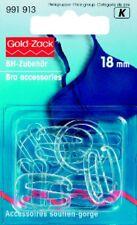 Versteller 18 mm transparent von 991913 Ringe Zubehör Festeller Prym BH