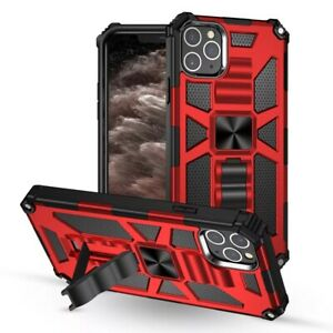 For-iPhone-11-Pro-Max-Hybrid-Armor-Protective-Case-Kickstand-Bumper-Rugged-Cover